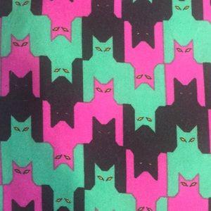 Lularoe Halloween Leggings - Cat's or Bats 🦇